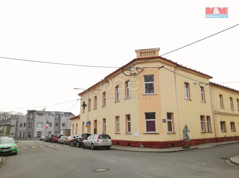 Pronájem, byt 2+1, 54 m2, Ostrava, ul. Žákovská