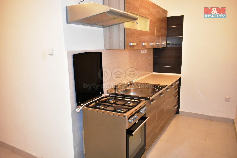 Pronájem, byt 2+1, 69 m2, Pardubice - centrum