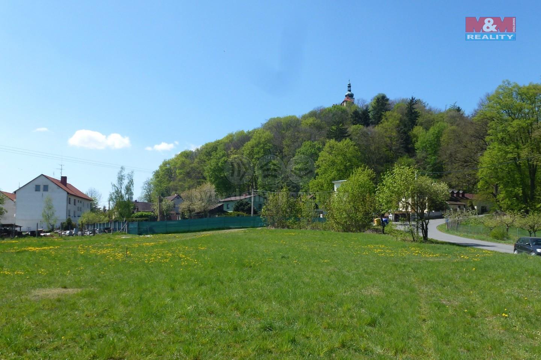 Prodej, pozemek, 1466 m2, Sedlčany - Vysoký Chlumec
