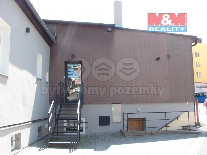 Pronájem, nebytové prostory, 140 m2, Opava - Město