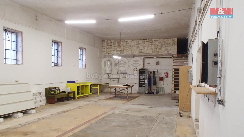 Pronájem, výrobní objekt, Ostrava, ul. Ludvíkova