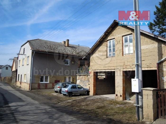 Prodej, byt 3+1+garáž, 77 m2, Skořice