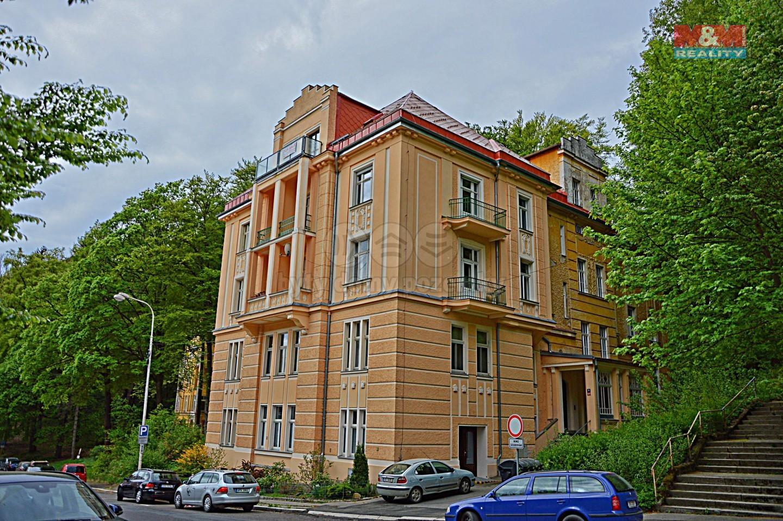 Prodej, byt 4+1, 127 m2, Mariánské Lázně