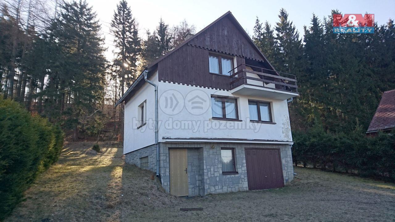 Prodej, chata 3+kk, 374 m2, Rýmařov - Harrachov