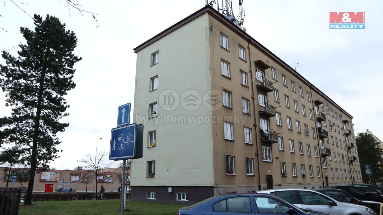 Pronájem, byt 2+1, ul. S.K. Neumanna, Pardubice
