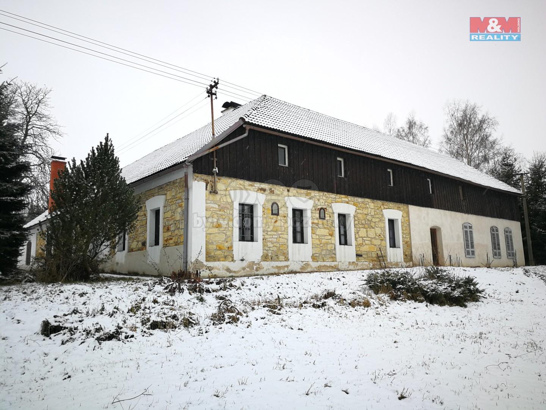 Prodej, rodinný dům, 6779m2, Jedlová
