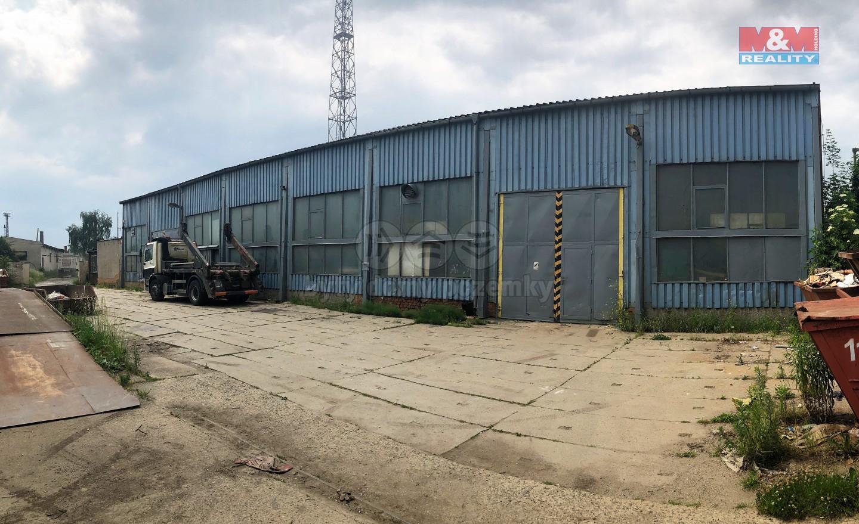 Prodej, výrobní objekt, 1523 m², Plzeň, ul. Jateční