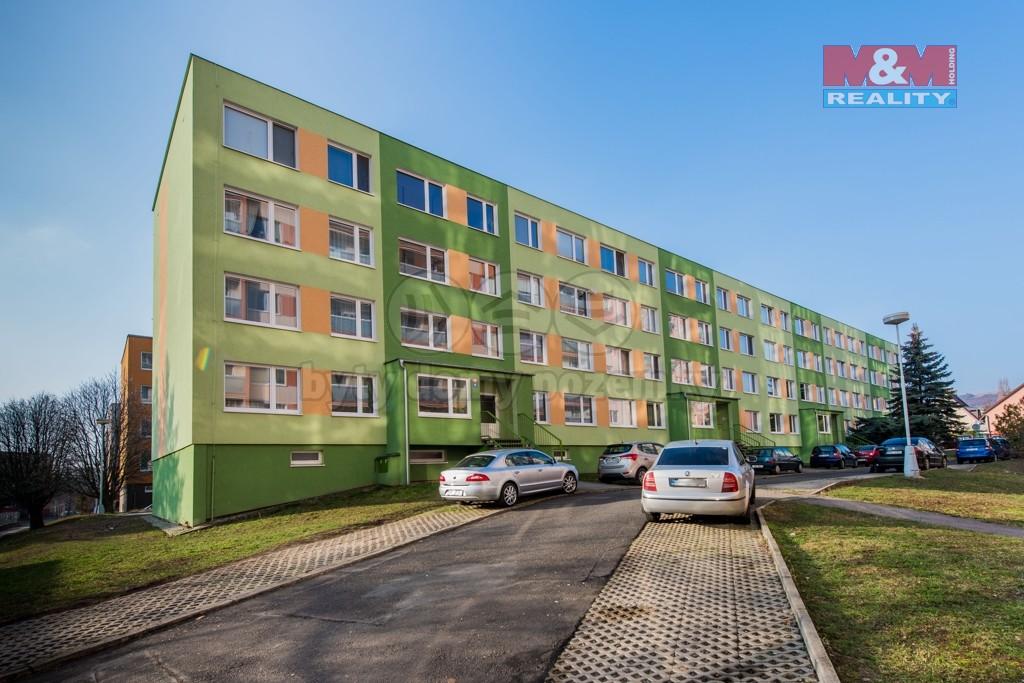 Prodej, byt 4+1, Heydukova, Litoměřice