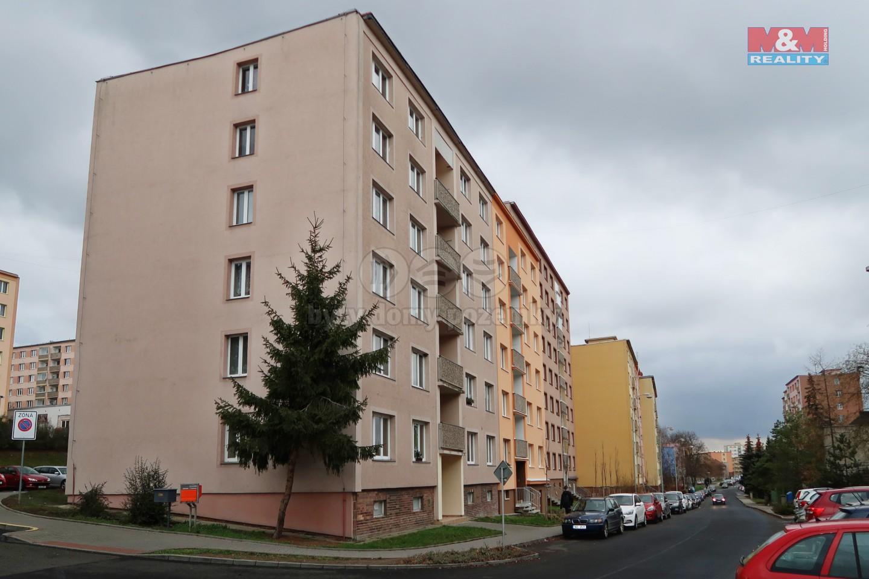 Prodej, byt 2+1, 60 m2, OV, Louny, ul. Petra Obrovce
