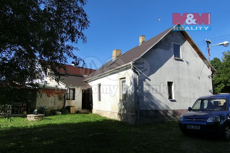 Dům (Prodej, chalupa, 700 m2, Lužec - Vroutek), foto 1/26