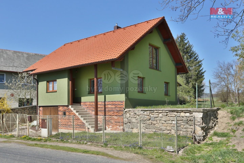 Prodej, rodinný dům, 2864m2, Janovice nad Úhlavou