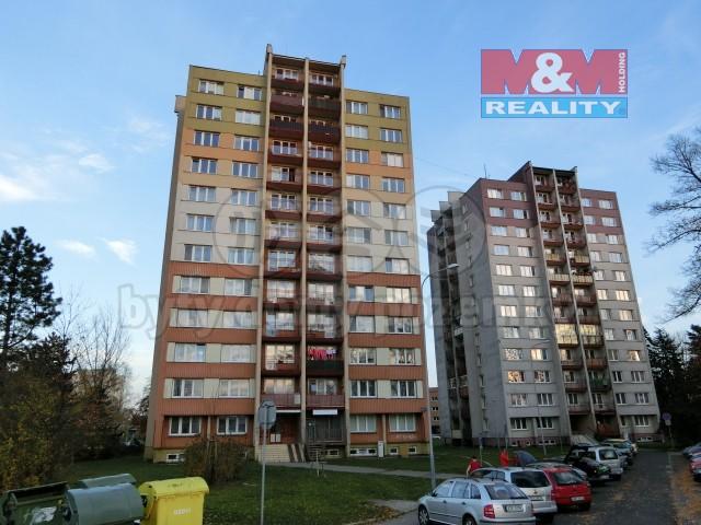Prodej, byt 2+kk, 52 m2, Ostrava - Zábřeh, ul. U Studia