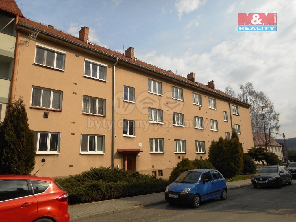 Prodej, byt 2+1, Moravská Třebová, ul. Dr. Janského