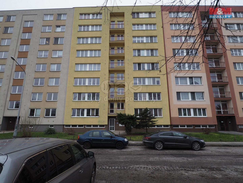 Prodej, byt 1+1, 36 m2, Ostrava, ul. Josefa Brabce