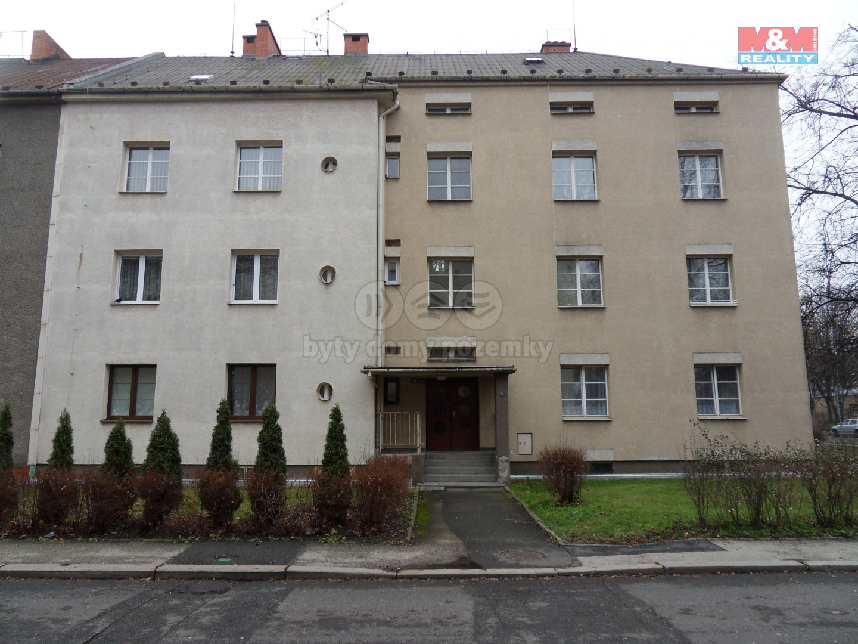 Pronájem, byt 2+k, Moravská Ostrava, ul. Havířská