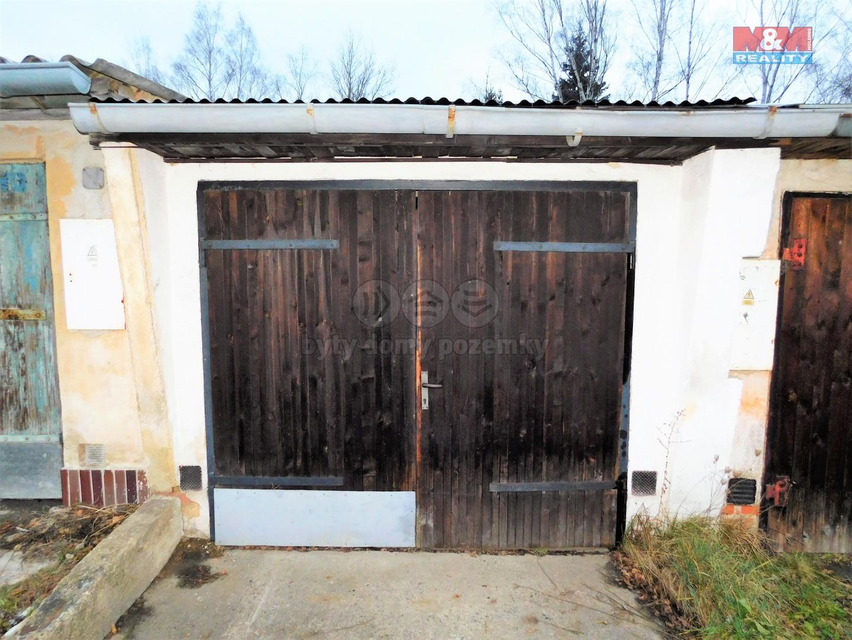 Prodej, garáž, 21 m2, Chodov, Sokolov