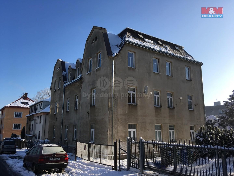 Prodej, byt 2+kk, OV, 43 m2, Liberec - Janův Důl