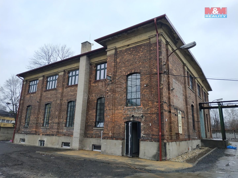 Pronájem, výrobní prostory, 1788 m2, Karviná