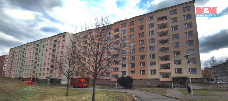 Prodej, byt 2+1, 54 m2, Prostějov, V.Špály