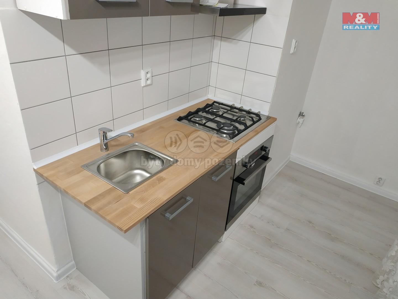 Pronájem, byt 1+1, 34 m2, Karviná - Hranice, ul. Slovenská