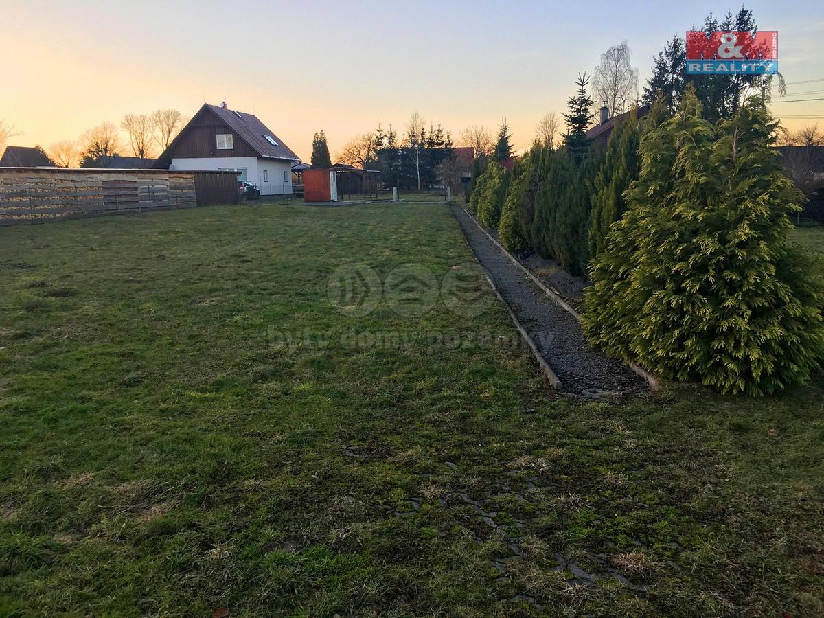 Prodej, stavební pozemek, 1369 m2, Lyžbice