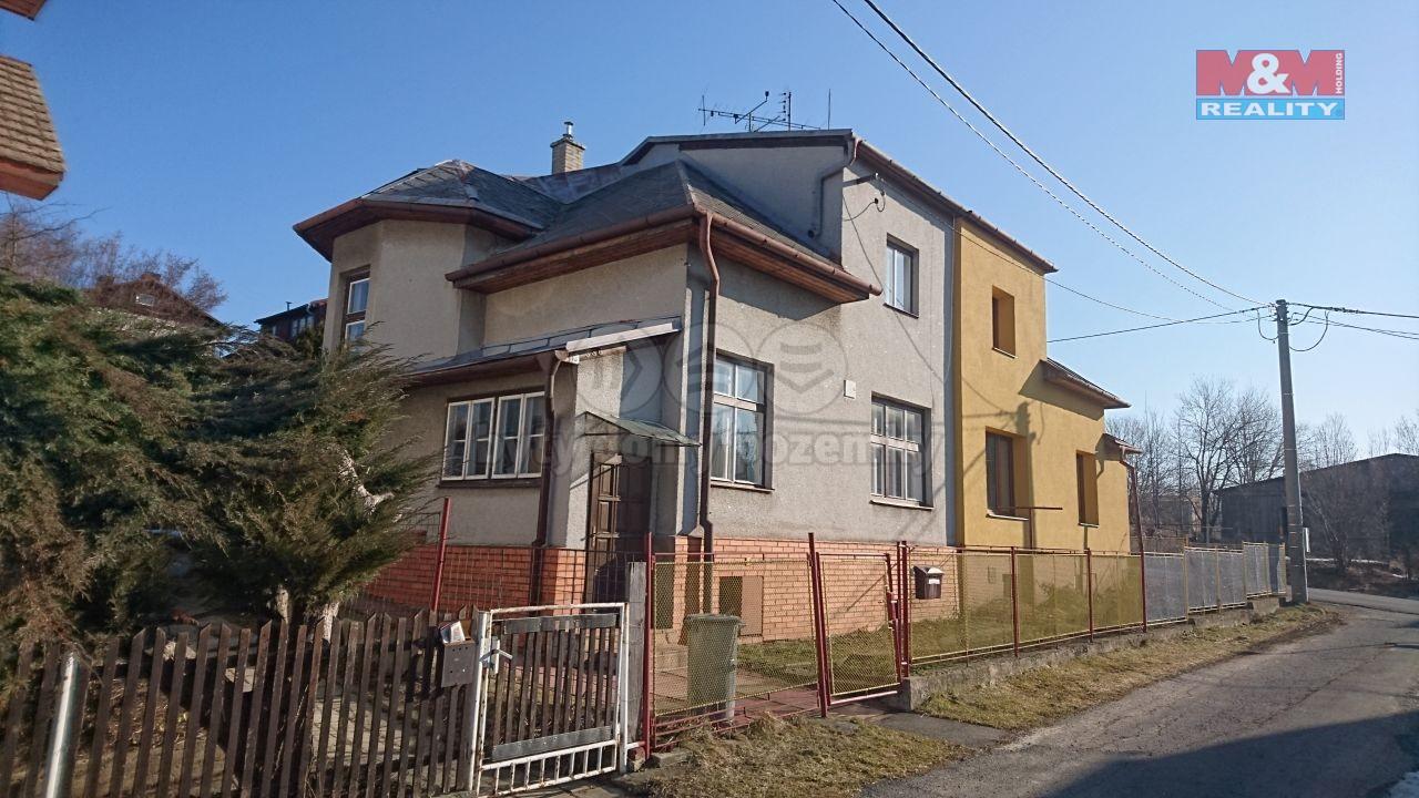 Prodej, rodinný dům 4+1, 226 m2, Rýmařov, ul. Rudé armády