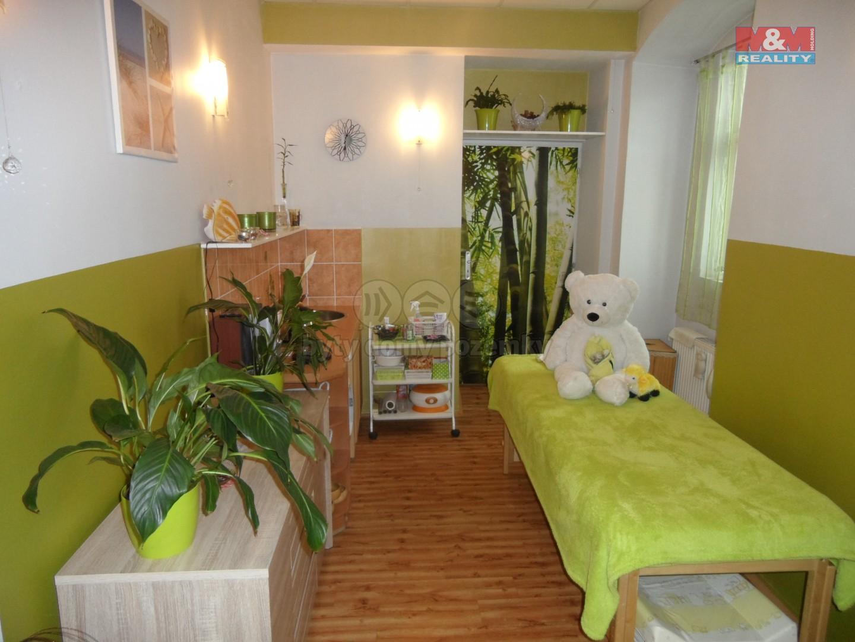 Pronájem, masážní salon, 37 m2, Brno, ul. Bašty