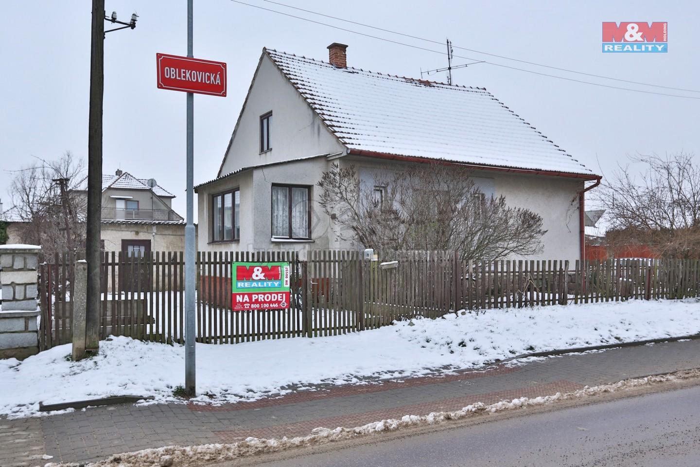 Prodej, rodinný dům 4+1, Znojmo - Oblekovice