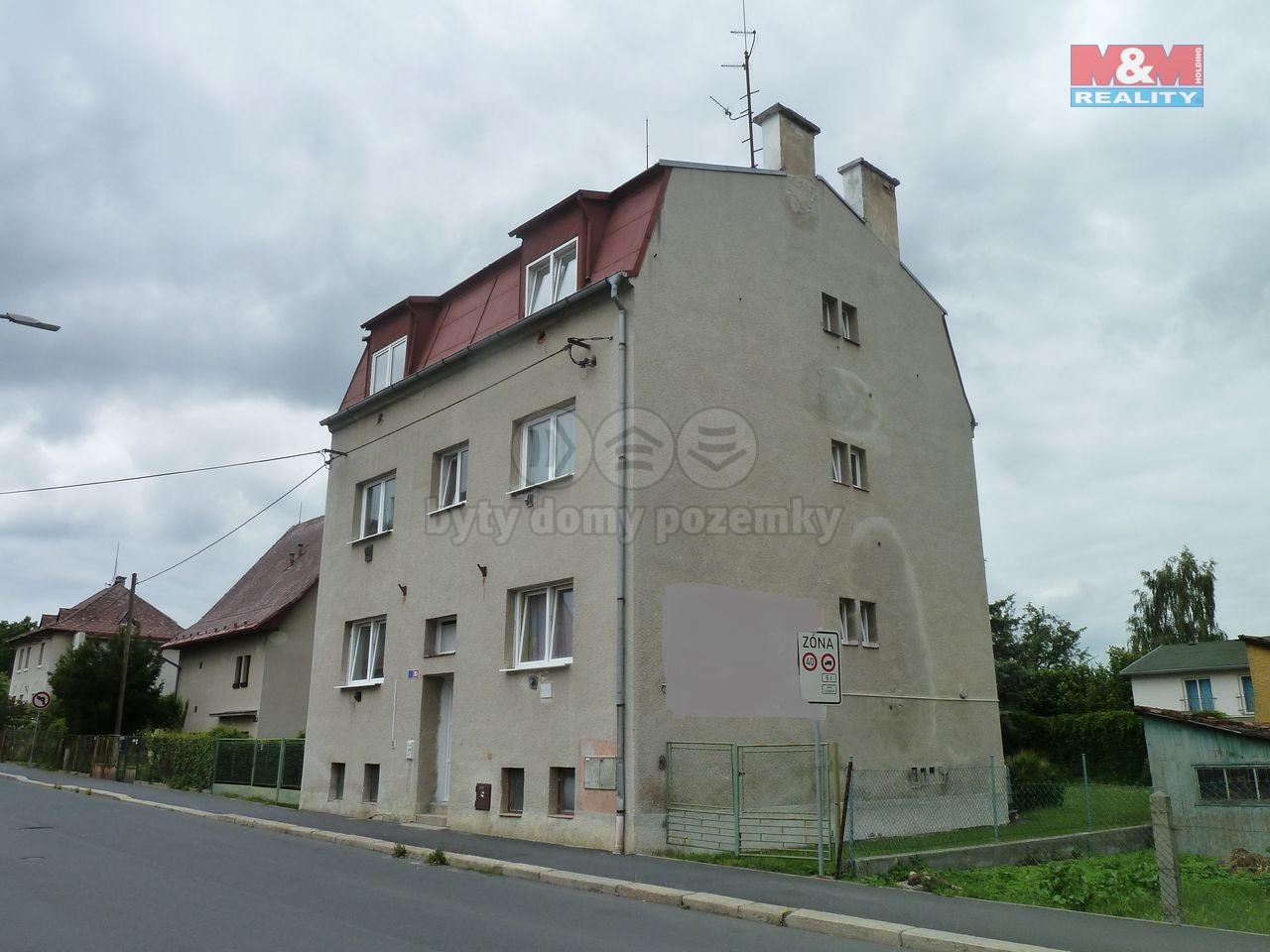 Prodej, byt 1+1, 54 m2, Františkovy Lázně, ul. Májová