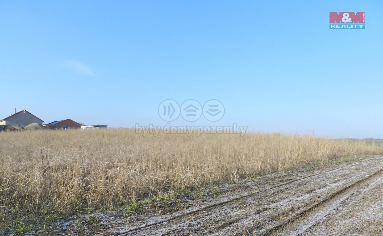 Prodej, pozemek, Hrušová