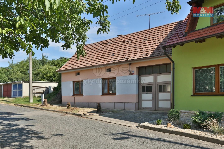 Prodej, rodinný dům, Klobouky u Brna