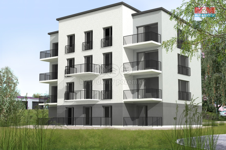 Pohled na dům (Prodej, byt 3+kk, 80 m2, OV, balkon, Liberec Františkov), foto 1/11