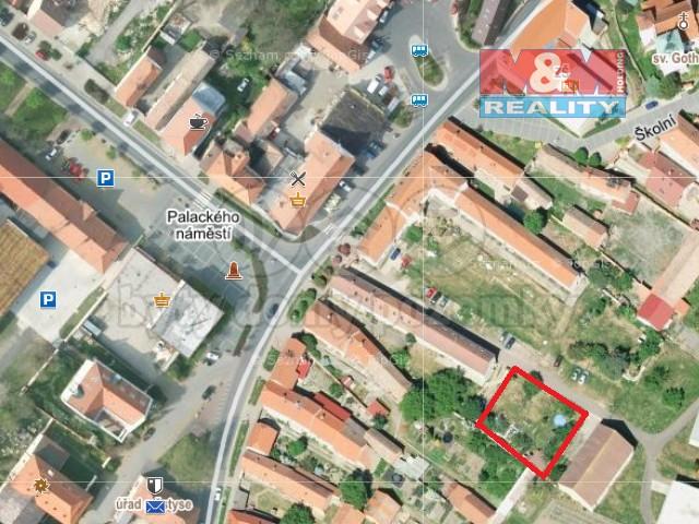 Hlavní pohled - mapy cz 1.1 (Prodej, stavební pozemek 766 m2, Brozany n Ohří), foto 1/6