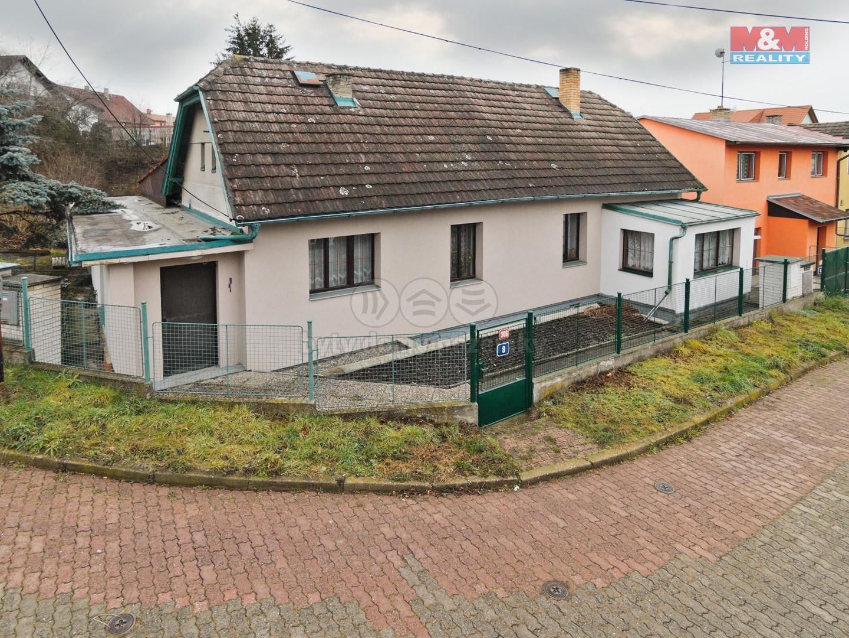 Prodej, rodinný dům, Praha 10 - Kolovraty, ul. Lomová