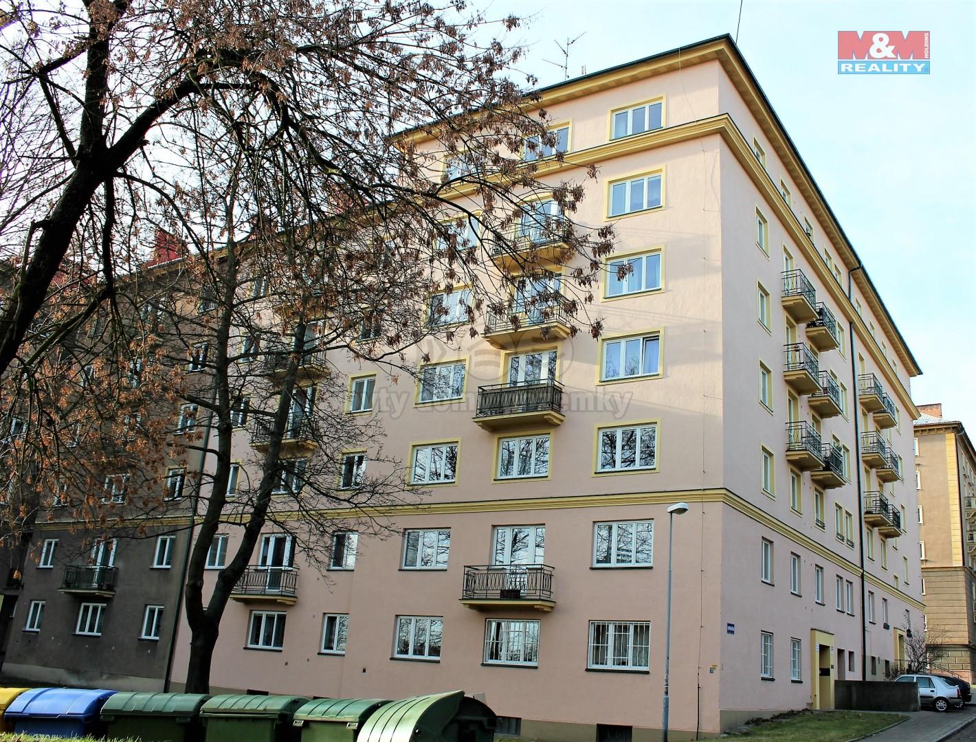 Prodej, byt 1+1, 32 m2, Ostrava, ul. Komenského