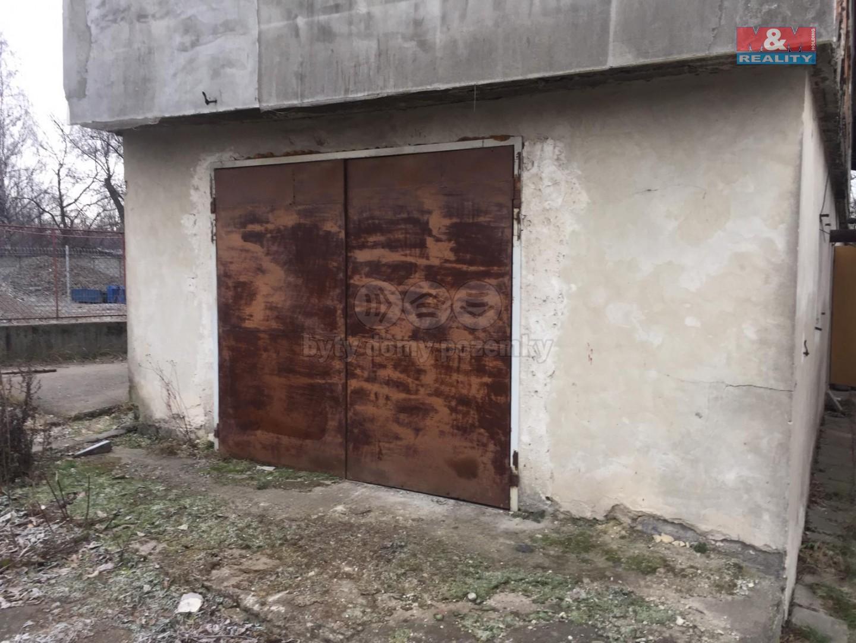 Pronájem, výrobní objekt, 45 m2, Karviná - Nové město