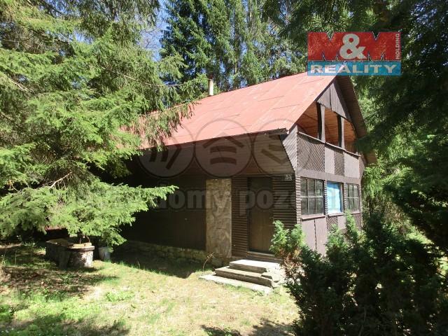 Prodej, chata, 482 m2, Slavíkov, Kocourov