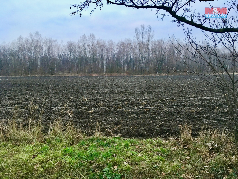 Prodej, stavební pozemek, 5 529 m2, Bohumín - Skřečoň