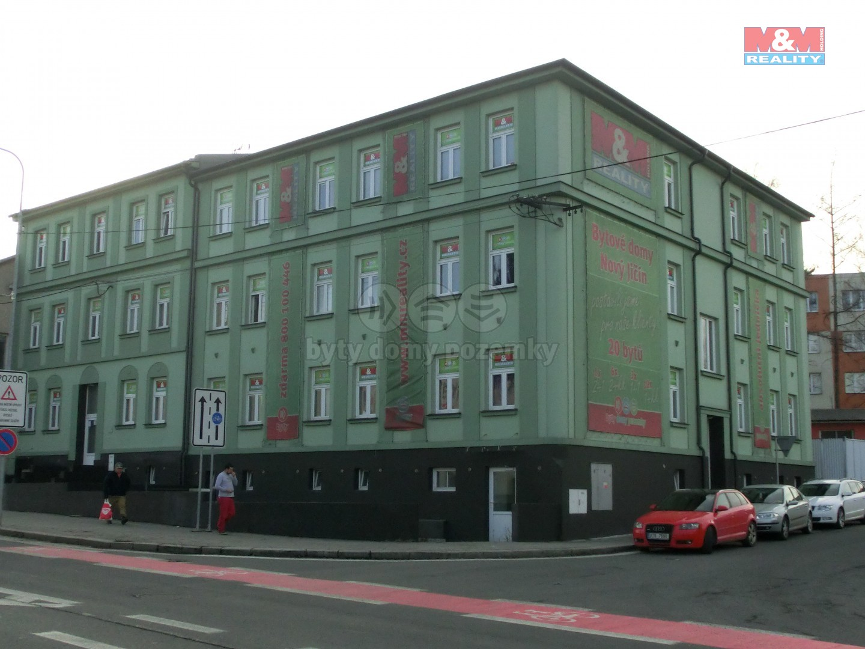 Pronájem, byt 1+KK 38 m2 Nový Jičín ul Vančurová