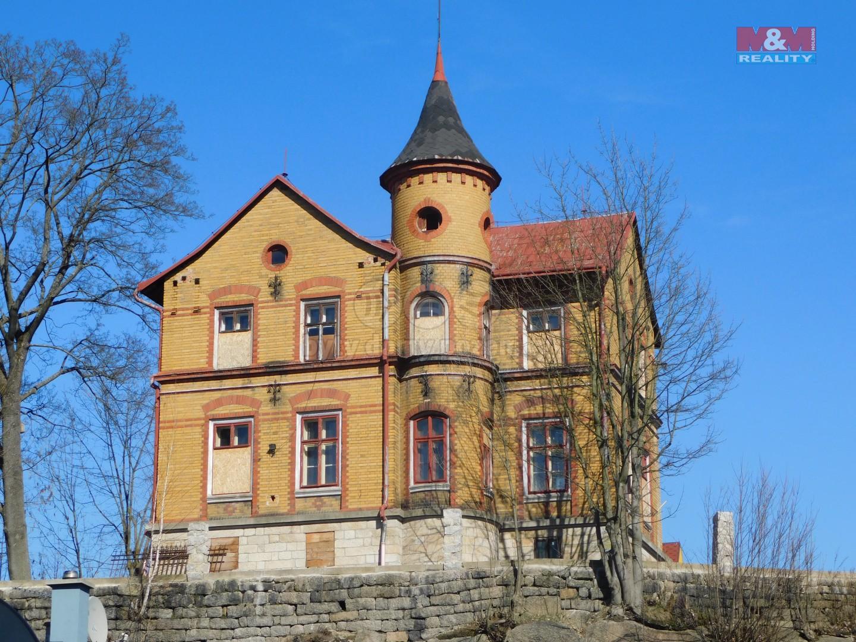 Prodej, rodinný dům, Jablonec nad Nisou, ul. Skalka