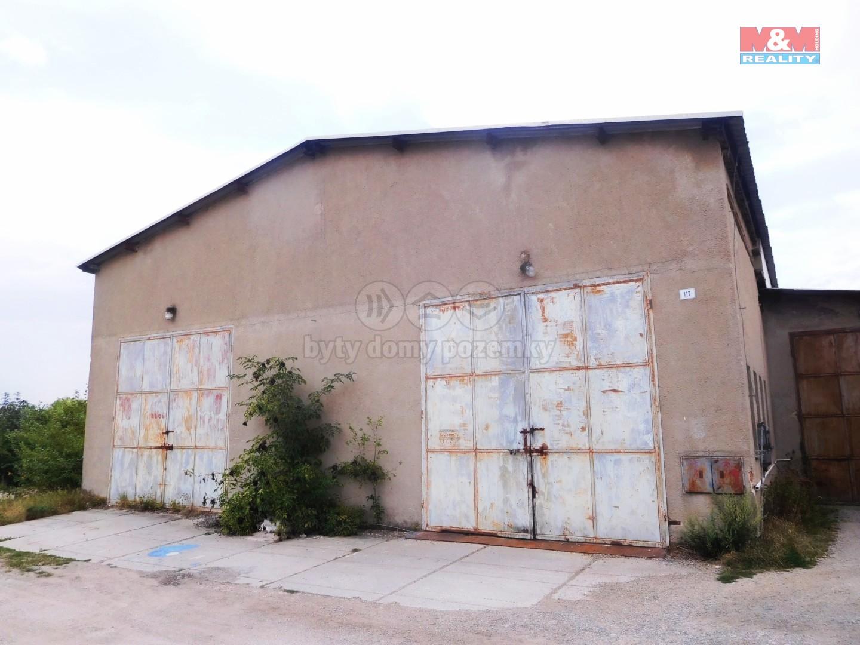 Pronájem, skladovací hala, 1251 m2, Zbraslav