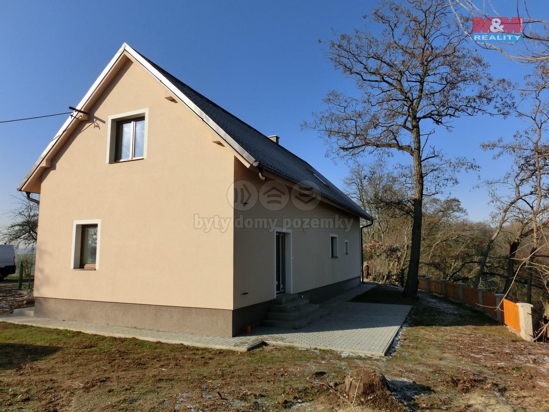 Prodej, rodinný dům, Březina