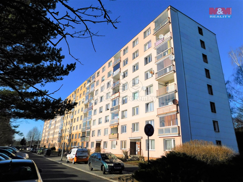 Prodej, byt 1+1, 38 m2, OV, Sokolov, ul. Slavíčkova