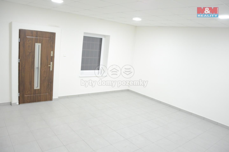 Pronájem, kancelářské prostory, 42 m2, Ostrava - Stará Bělá