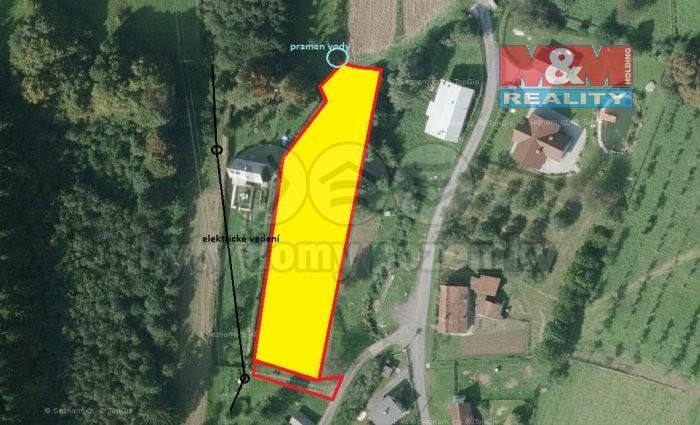 (Prodej, stavební pozemek, 2017 m2, Ratiboř), foto 1/8