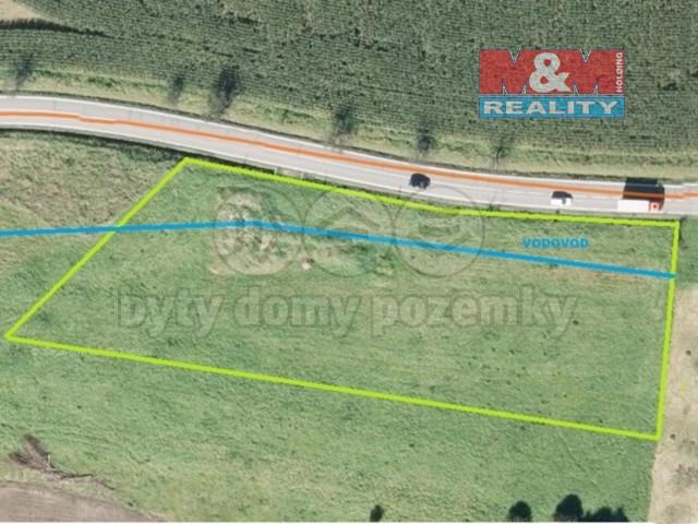 Prodej, stavební pozemek, 8304 m2, Valašské Meziříčí