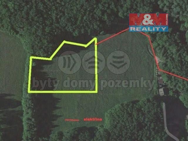 Prodej, stavební pozemek, 7367 m2, Vsetín - Horní Jasenka
