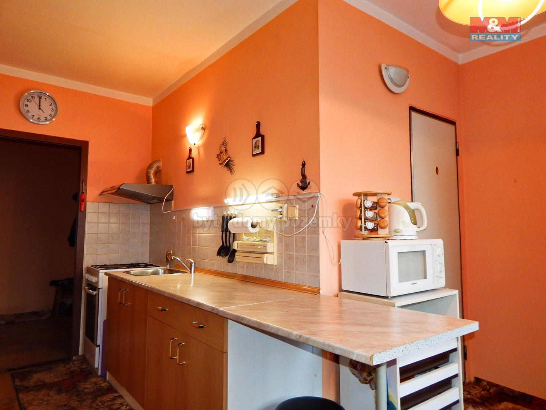 Prodej, byt 2+1, 67 m2, DV, Teplice, ul. Antala Staška