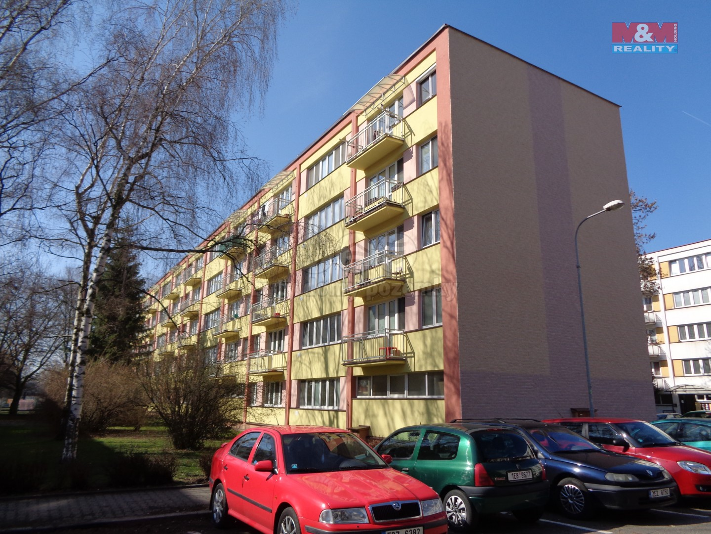 Prodej, byt 1+kk, 30 m2, Pardubice