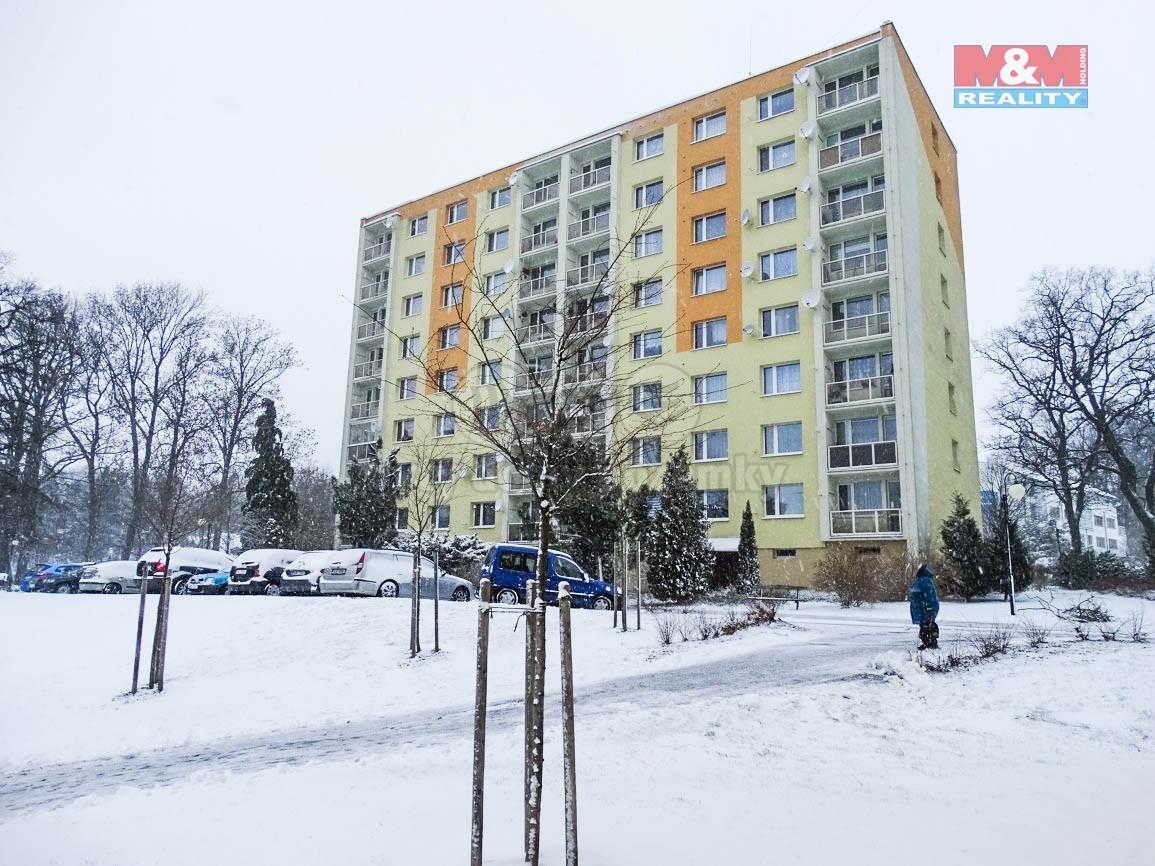 Prodej, byt 4+1, 79 m2, DV, Krásná Lípa, ul. Nemocniční